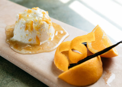 Orange Vanilla Chèvre